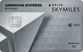 Delta SkyMiles® Platinum Business American Express Card