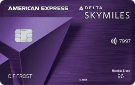 Delta SkyMiles® Reserve American Express Card