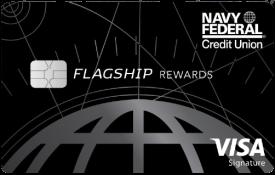 NFCU Visa Signature® Flagship Rewards