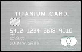 Mastercard® Titanium Card™
