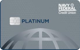Navy Federal Credit Union Platinum Card