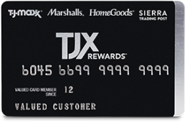 TJX Rewards® Credit Card