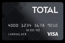 Total Visa® Credit Card