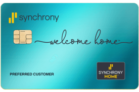 Synchrony HOME Credit Card