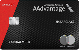 AAdvantage® Aviator™ Red World Elite Mastercard®