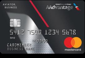 AAdvantage® Aviator™ Business Mastercard®