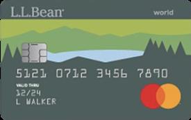 barclays llbean visa