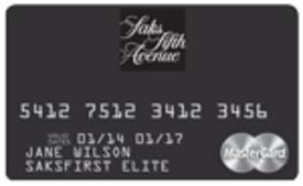 SaksFirst Mastercard®