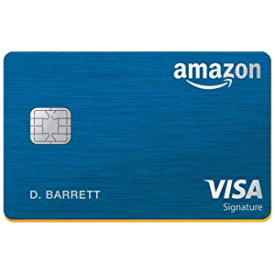 13 Review: Amazon Rewards and Prime Rewards Visa Signature Cards