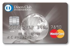 Diners Club Credit Card