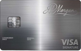 JP Morgan Reserve Card