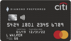Citi® Diamond Preferred® Card