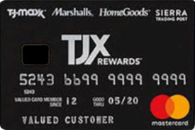 TJX Rewards® Platinum Mastercard®