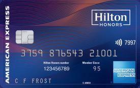 Hilton Honors Aspire Card