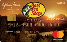 Bass Pro Shops Club Card Info Reviews Credit Card Insider