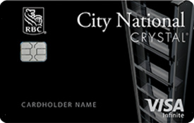 Crystal® Visa Infinite® Credit Card