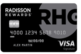 Radisson Rewards™ Premier Visa Signature® Card