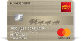 Wells Fargo® Business Secured Credit Card