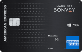 Marriott Bonvoy Card from American Express