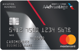 AAdvantage® Aviator™ Business Mastercard®