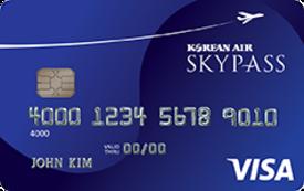 SKYPASS Visa Secured Card