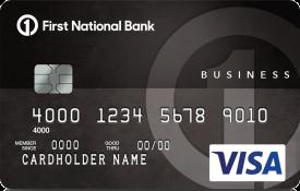 Business Edition® Secured Visa® Card