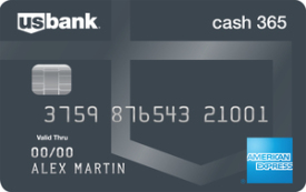U.S. Bank Cash 365™ American Express® Card
