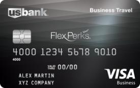 U.S. Bank FlexPerks® Business Travel Rewards