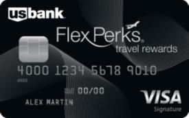 U.S. Bank FlexPerks® Travel Rewards® Card