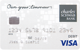 Schwab Bank Visa® Platinum Debit Card - Credit Card Insider