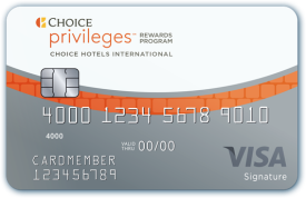 Choice Privileges® Visa Signature® Credit Card