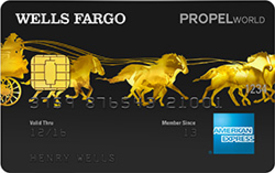 Wells Fargo Propel World American Express®