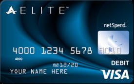 ace elite visa prepaid debit card