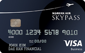 SKYPASS Visa Business Card