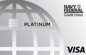 NFCU Platinum Credit Card