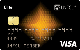 UNFCU® Elite Visa® Card