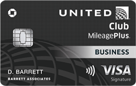 United MileagePlus® Club Business Card