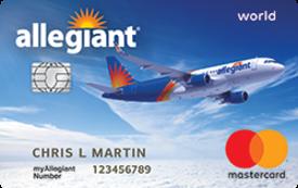 Allegiant World Mastercard®