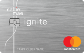 Sallie Mae Ignite Student Card