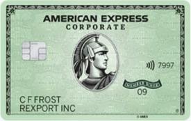 American Express® Corporate Green Card