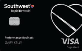 Southwest Rapid Rewards® Performance Business Credit Card