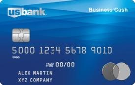 U.S. Bank Business Cash Rewards World Elite™ MasterCard®