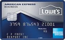 Lowe's Business Rewards Card