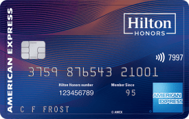 Hilton Honors Aspire Card