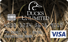 Ducks Unlimited Rewards Visa Signature® Card