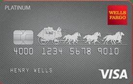 Wells Fargo Secured Visa Card