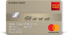 Wells Fargo® Business Secured Credit Card
