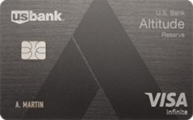 U.S. Bank Altitude Reserve Visa Infinite® Card