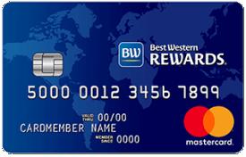 Best Western Rewards® MasterCard®