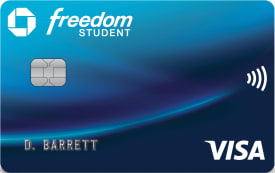 Chase Freedom Student